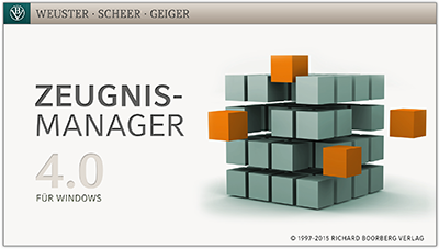 Zeugnis-Manager